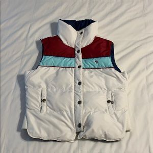 Women's Abercrombie & Fitch Down Vest